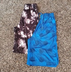 Lot of 2 Youth Boys Xersion Shorts Large 14-16